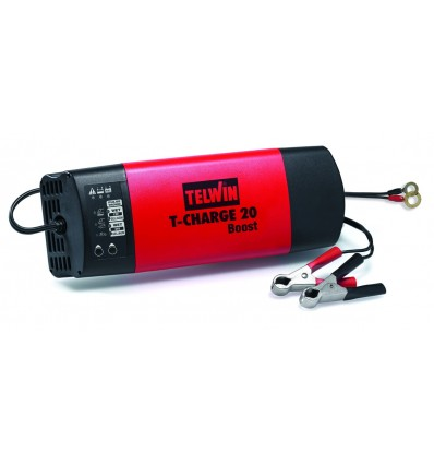 TELWIN Caricabatterie T-Charge 20 Boost 12-24V 807563